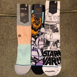 (3) pair bundle of Stance socks | Stance
